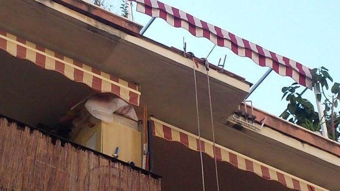 trabajos verticales sin andamios