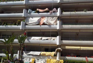 Pintura trabajos verticales Marbella